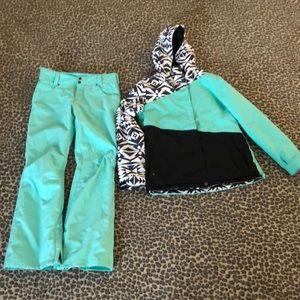 Aperture Ski Jacket and Pants